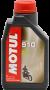Масло моторное 2T MOTUL 510 полусинтетика,1л.