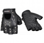 Перчатки без пальцев G 8010 черные XXL MICHIRU