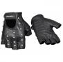 Перчатки без пальцев G 8011 черные XXL MICHIRU